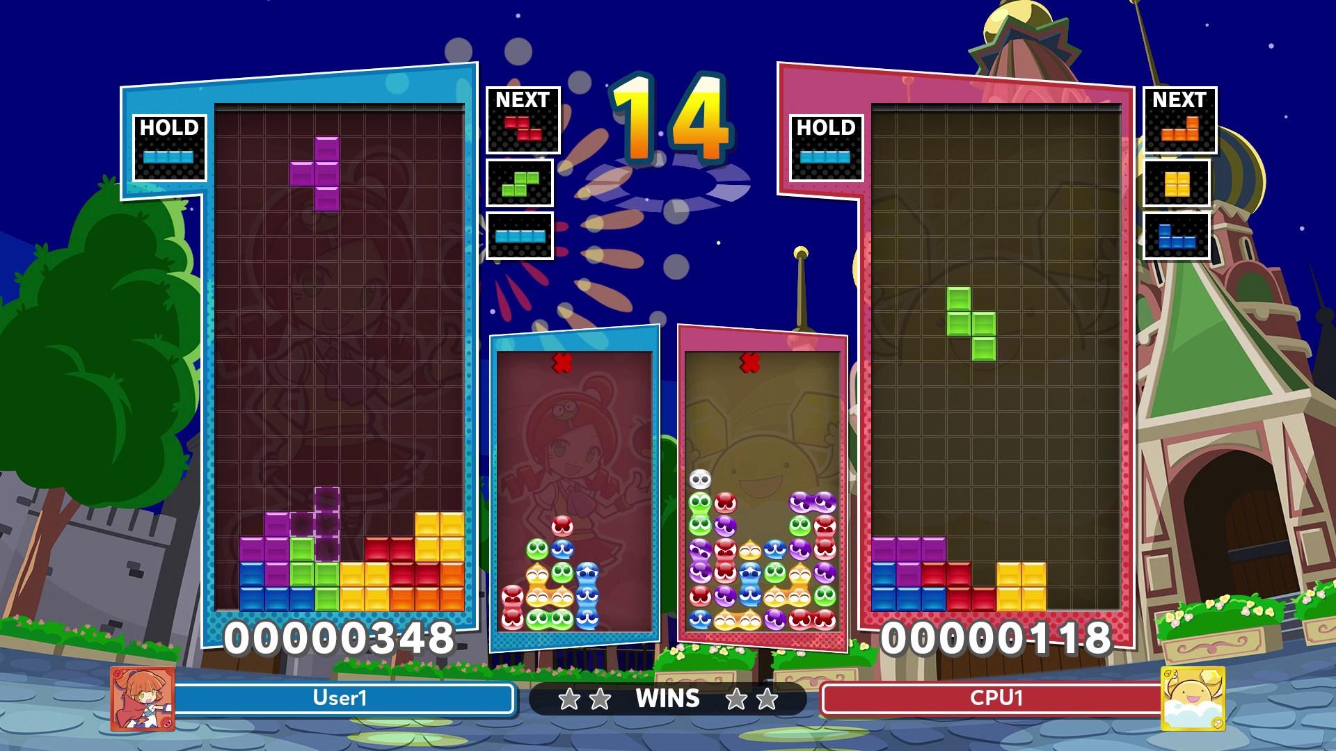 Скриншот №15 к Puyo Puyo™ Tetris® 2