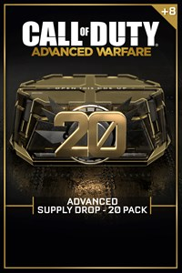 Advanced Supply Drop Bundle - 20 Pack