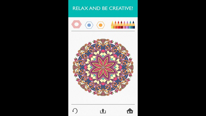 Colorfy Coloring Book for Windows
