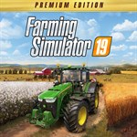 Farming Simulator 19 - Premium Edition Logo
