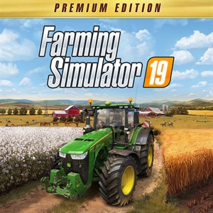 Farming Simulator 19 - Premium Edition Xbox One