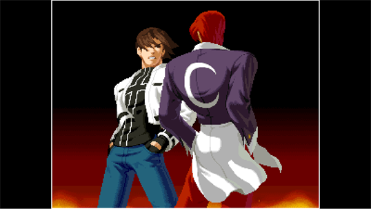 ACA NEOGEO THE KING OF FIGHTERS 2002 screenshot 1