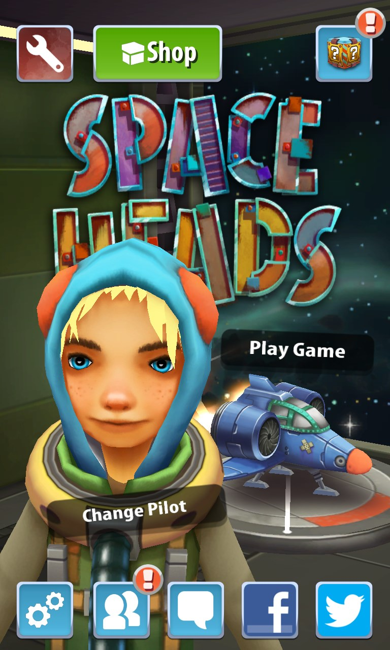 Space Heads