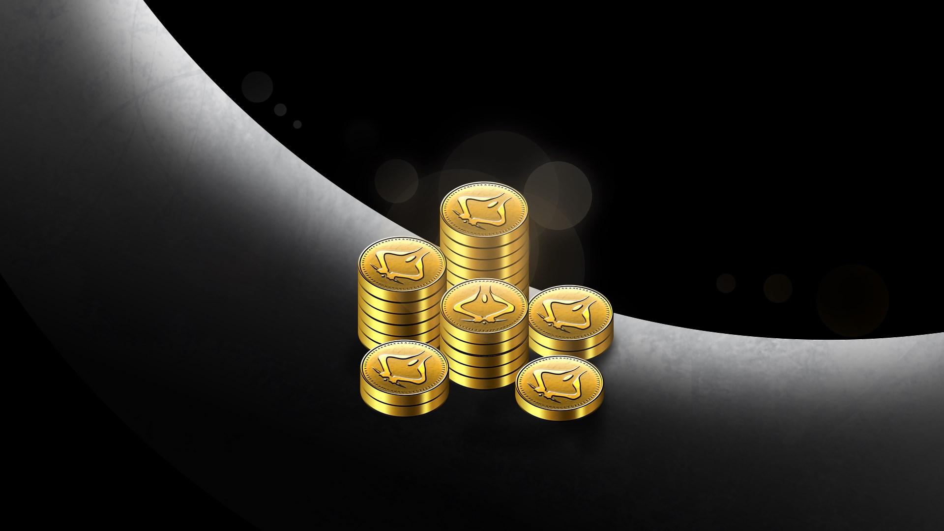Pack de monedas mediano