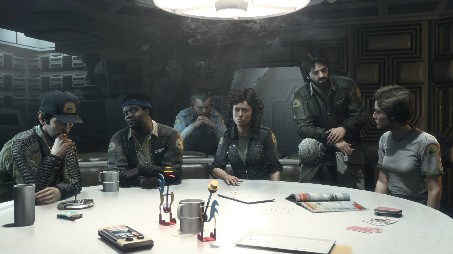Alien: Isolation - Contenu additionnel Crew Expendable