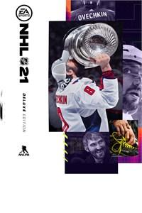 Carátula del juego NHL 21 Deluxe Edition