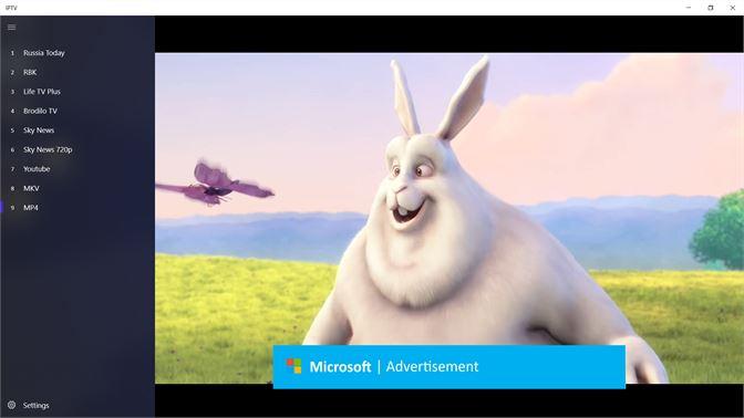 Get IPTV - Microsoft Store