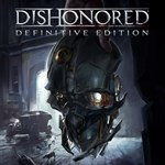 Dishonored® Definitive Edition Logo