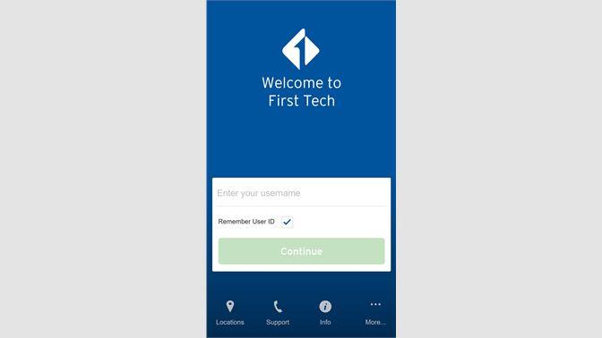 Get First Tech Federal Cu Microsoft Store