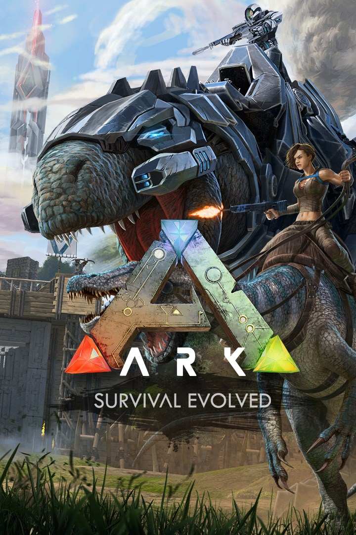 Buy ARK: Survival Evolved - Microsoft Store en-CA