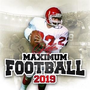 Maximum Football 2019 Xbox One