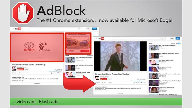 Get AdBlock - Microsoft Store