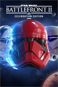 Carátula del juego STAR WARS Battlefront II: Celebration Edition