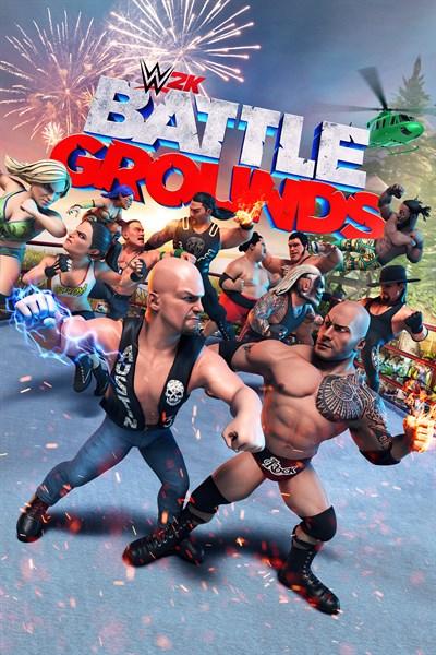 WWE 2K Battlegrounds Pre-Order