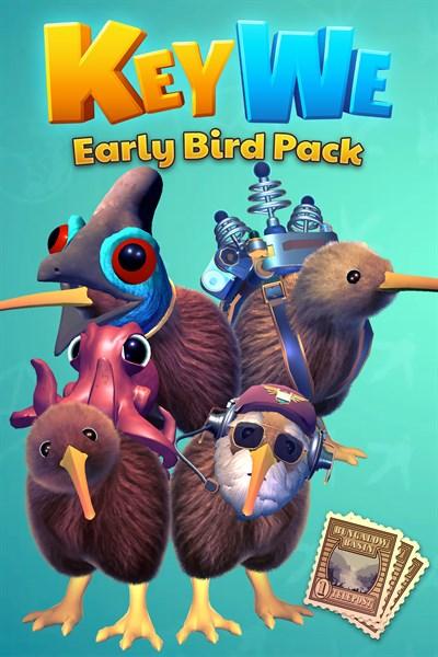 KeyWe - Early Bird Pack