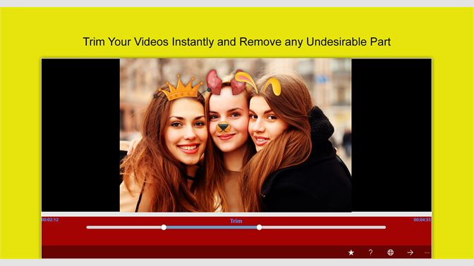 Get Video Editor Add Fun Stickers And Text In Videos