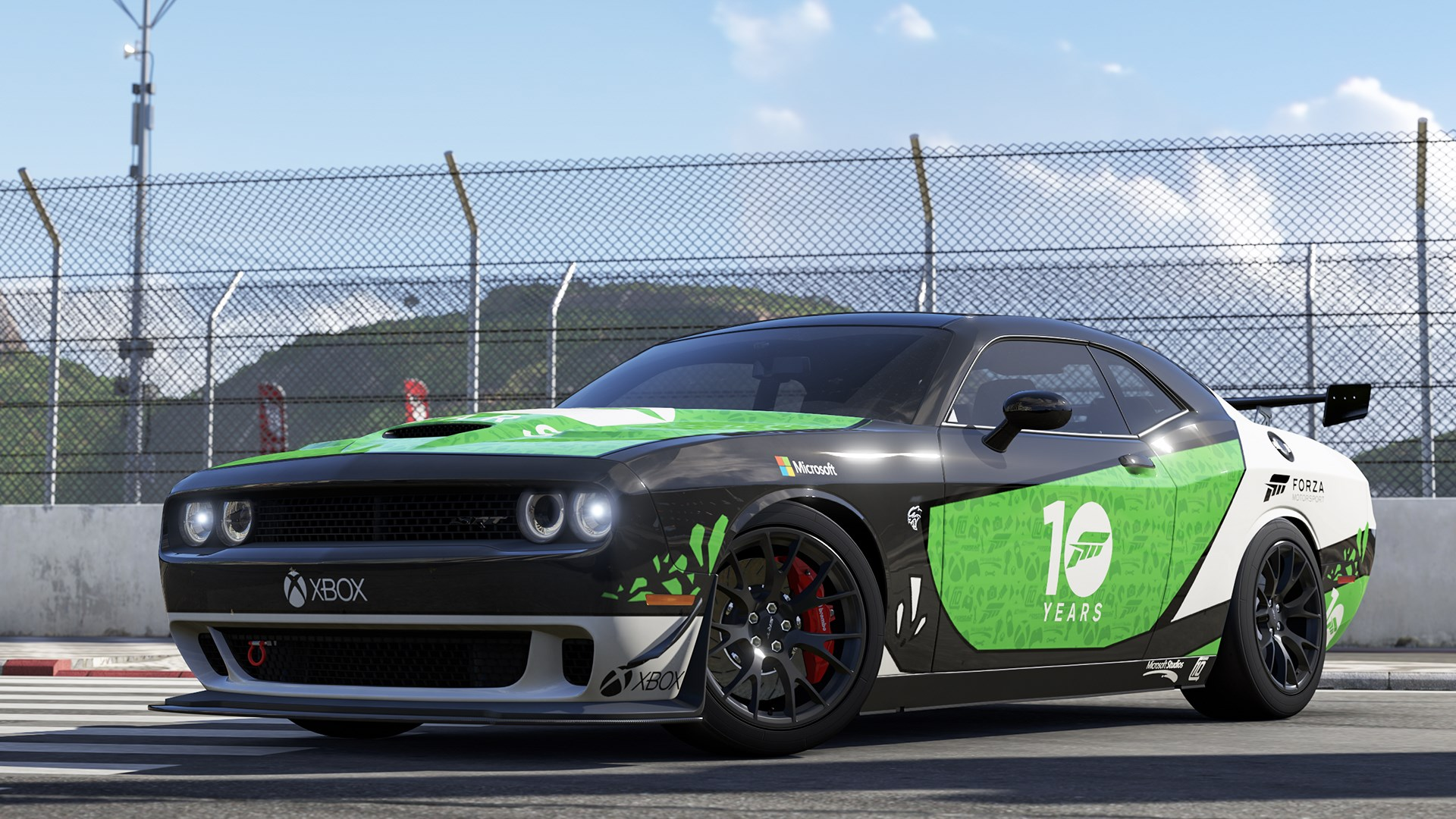 2015 Ford Team Forza Mustang GT
