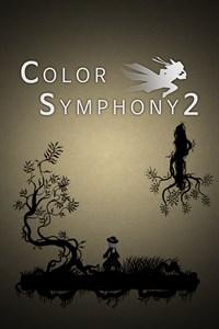 Carátula para el juego Color Symphony 2 de Xbox 360