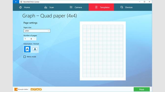 Get TA/UTAX Print Center - Microsoft Store en-AE