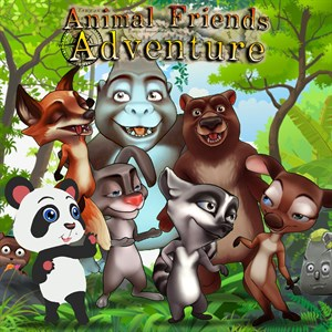 Animal Friends Adventure Xbox One