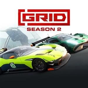 GRID Season 2 Xbox One