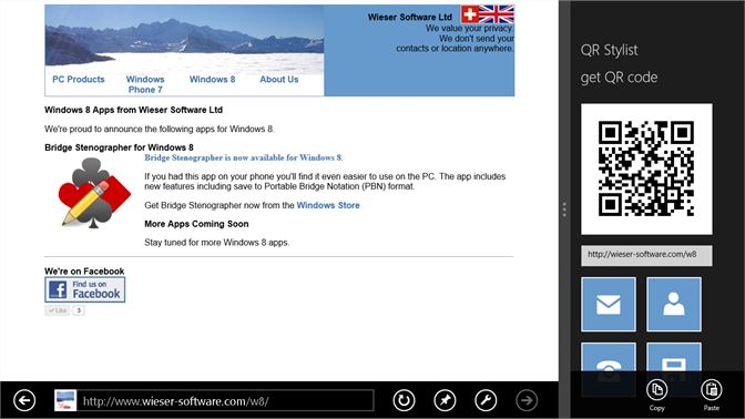 Buy QR Stylist - Microsoft Store