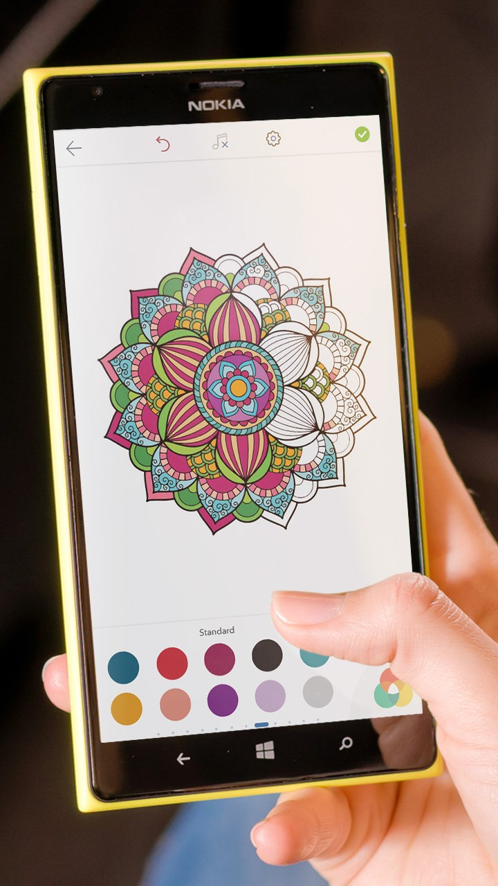 Get Mandala Coloring Pages Adult Coloring Book Microsoft Store