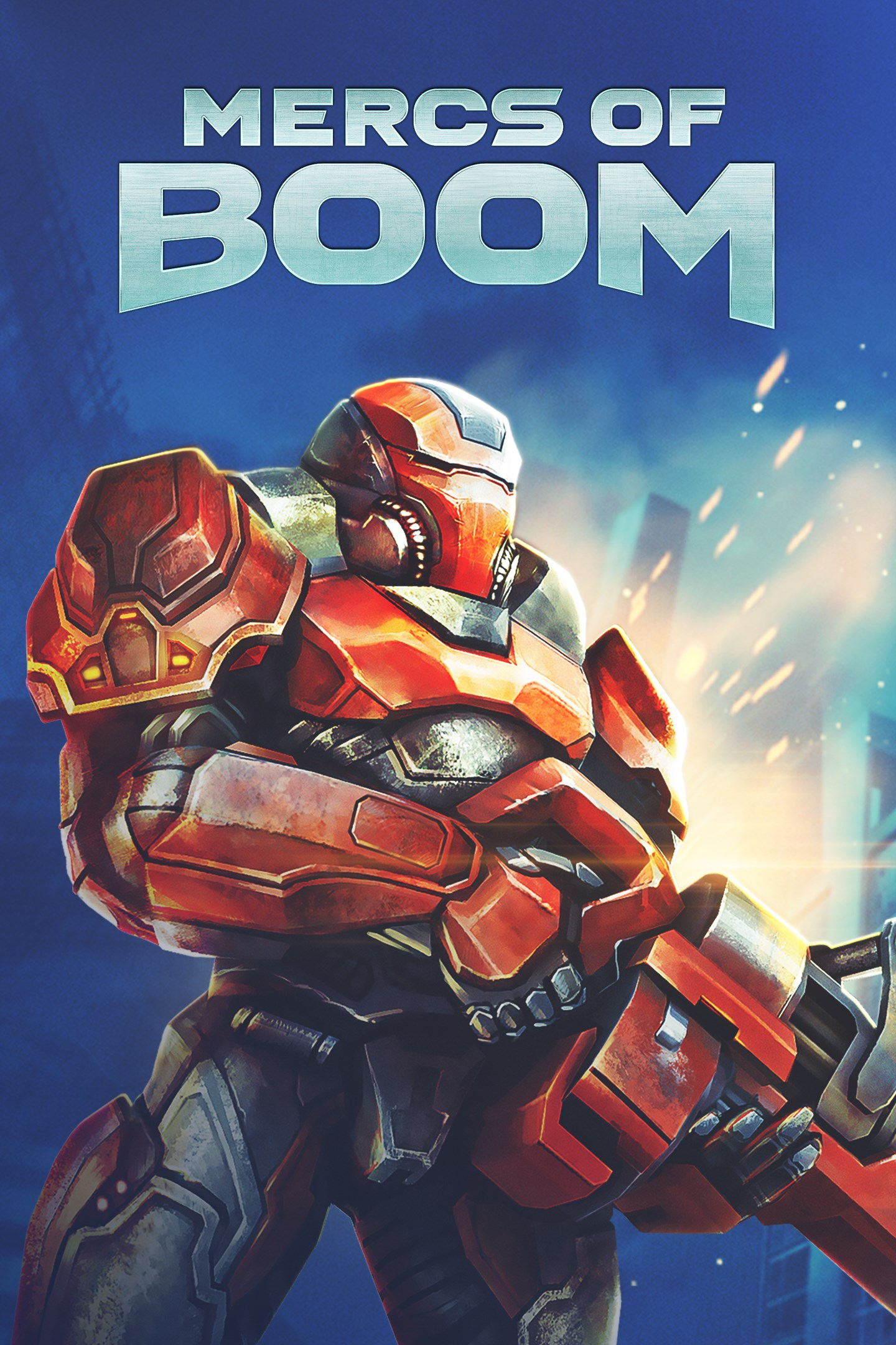 Get Mercs of Boom - Microsoft Store