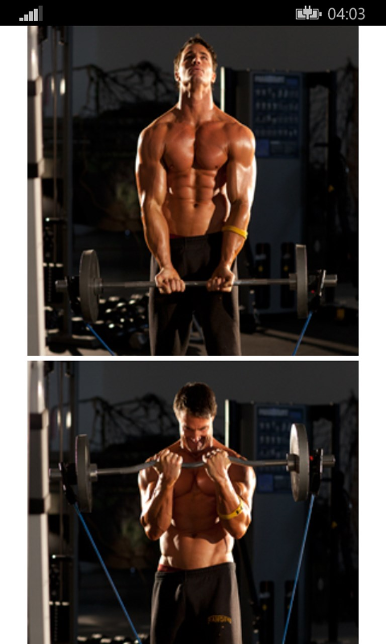 Get the total gym biceps workout microsoft store