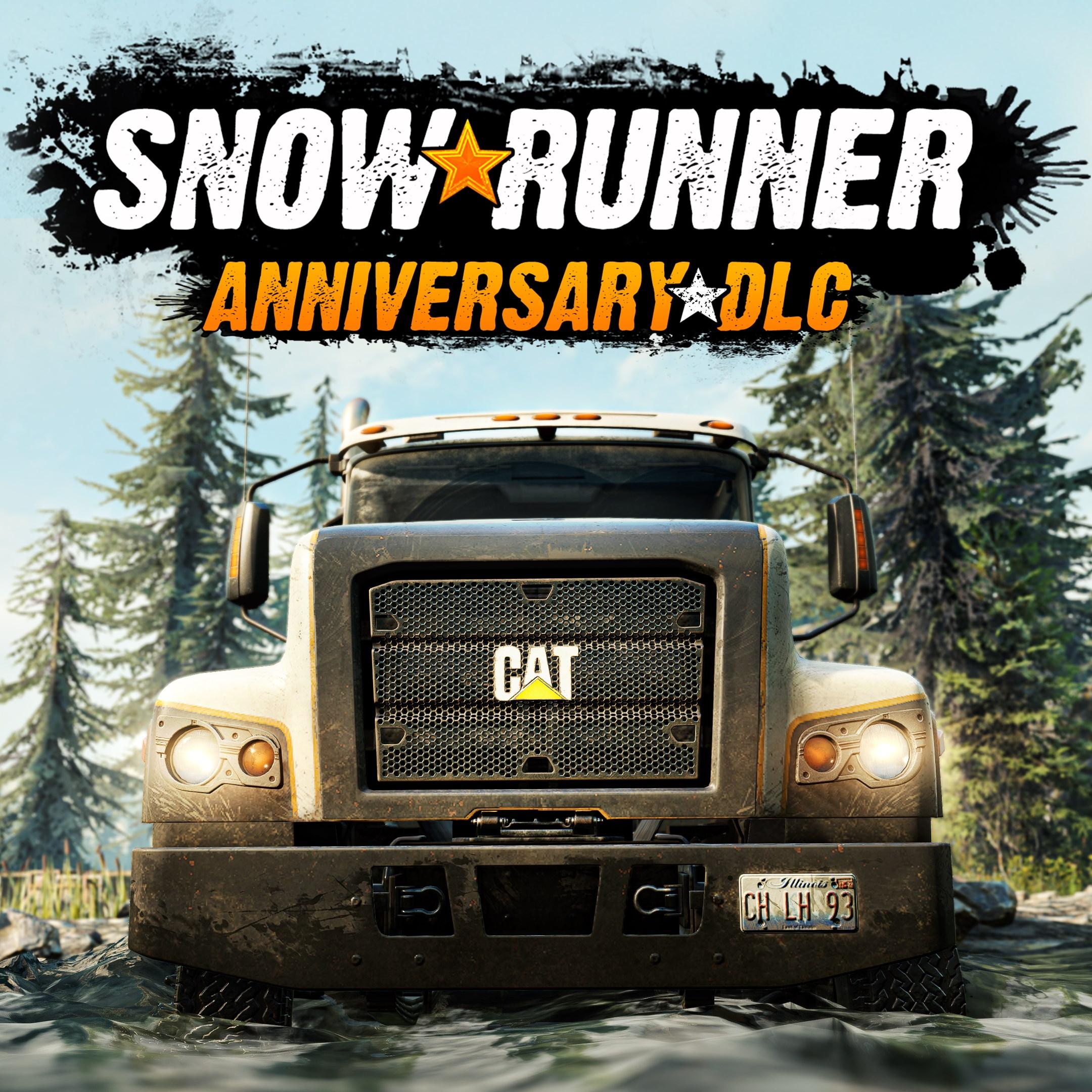 Скриншот №1 к SnowRunner - Anniversary DLC