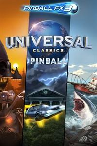 Carátula del juego Universal Classics Pinball