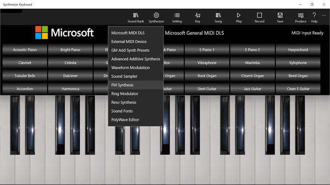 Get Synthesizer Keyboard - Microsoft Store