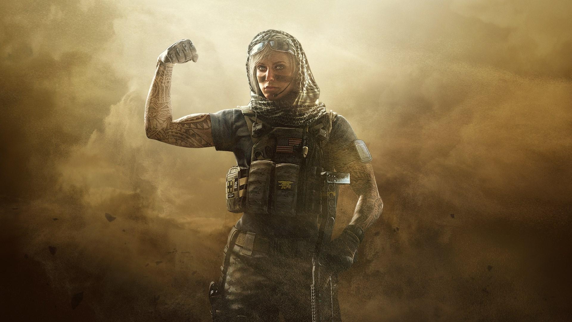 Tom Clancy's Rainbow Six Siege: Valkyrie