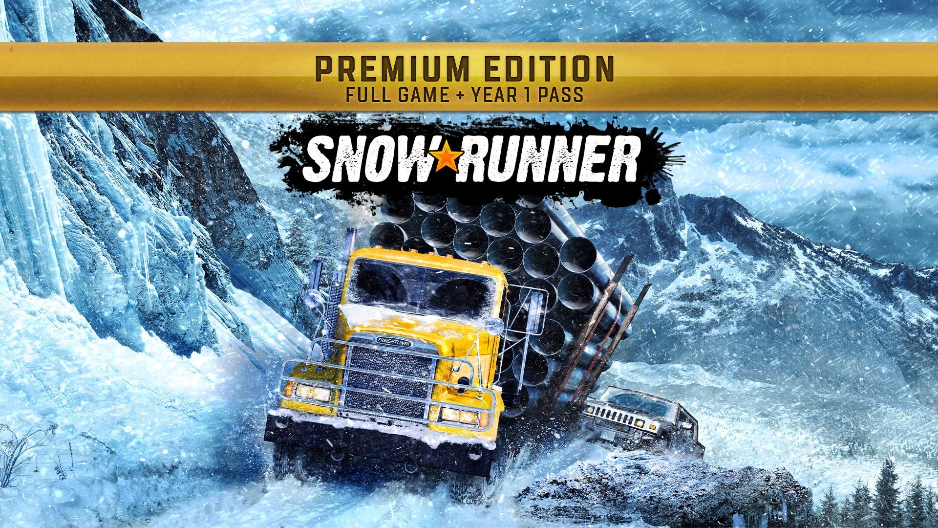 Скриншот №2 к SnowRunner - Premium Edition