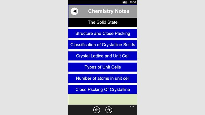 Get Chemistry Notes with MCQ - Become Chemistry Expert - Microsoft Store