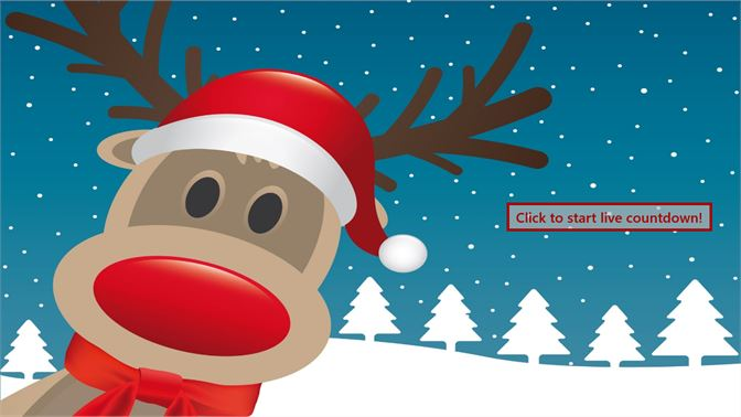 from this view you can start your live tile with the number of sleeps until christmas - Sleeps Until Christmas
