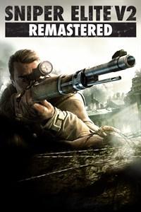Carátula para el juego Sniper Elite V2 Remastered de Xbox 360