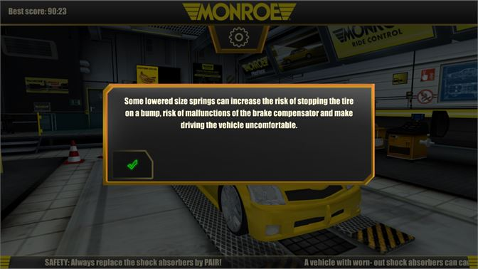 Get Car Mechanic Simulator: Monroe - Microsoft Store