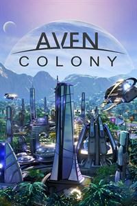 Carátula para el juego Aven Colony de Xbox 360