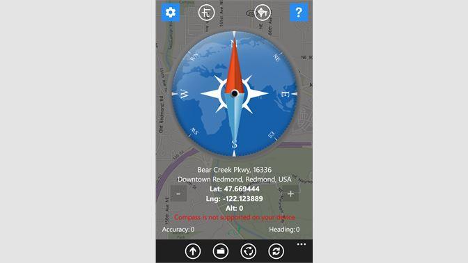 Get Gps navigator recorder - Microsoft Store
