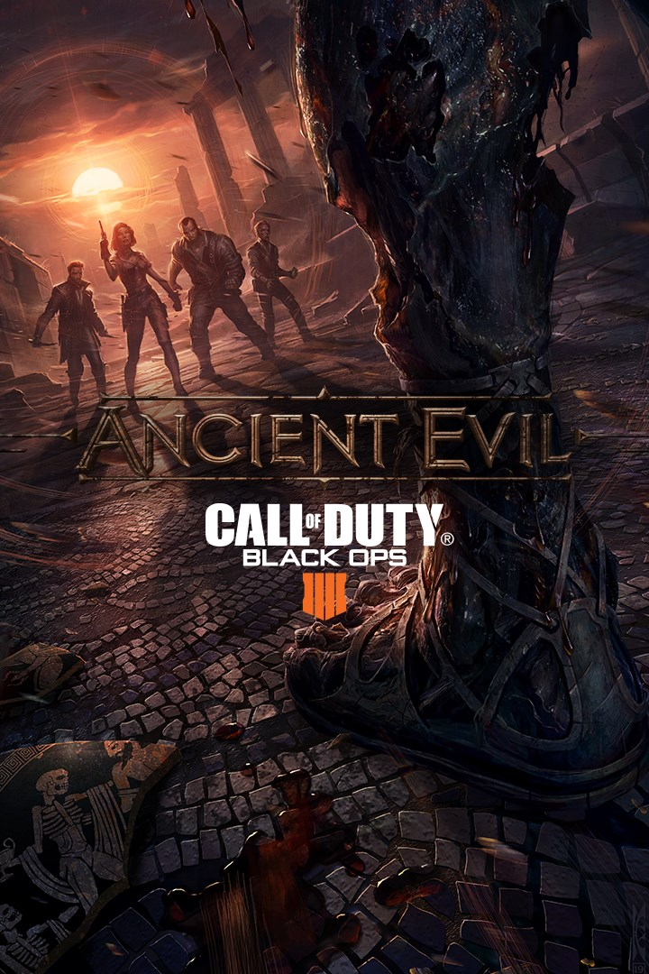 Buy Call Of Duty Black Ops 4 Ancient Evil Microsoft Store