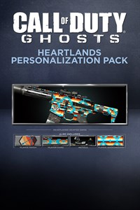 Call of Duty®: Ghosts - Pacote Colorido