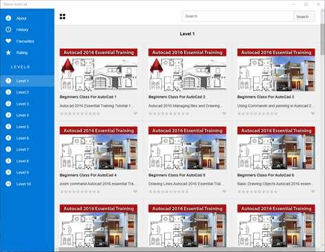 Master AutoCad Screenshots 2