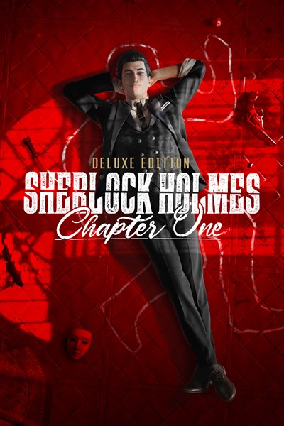 Sherlock Holmes Chapter One Deluxe Edition Pre-order