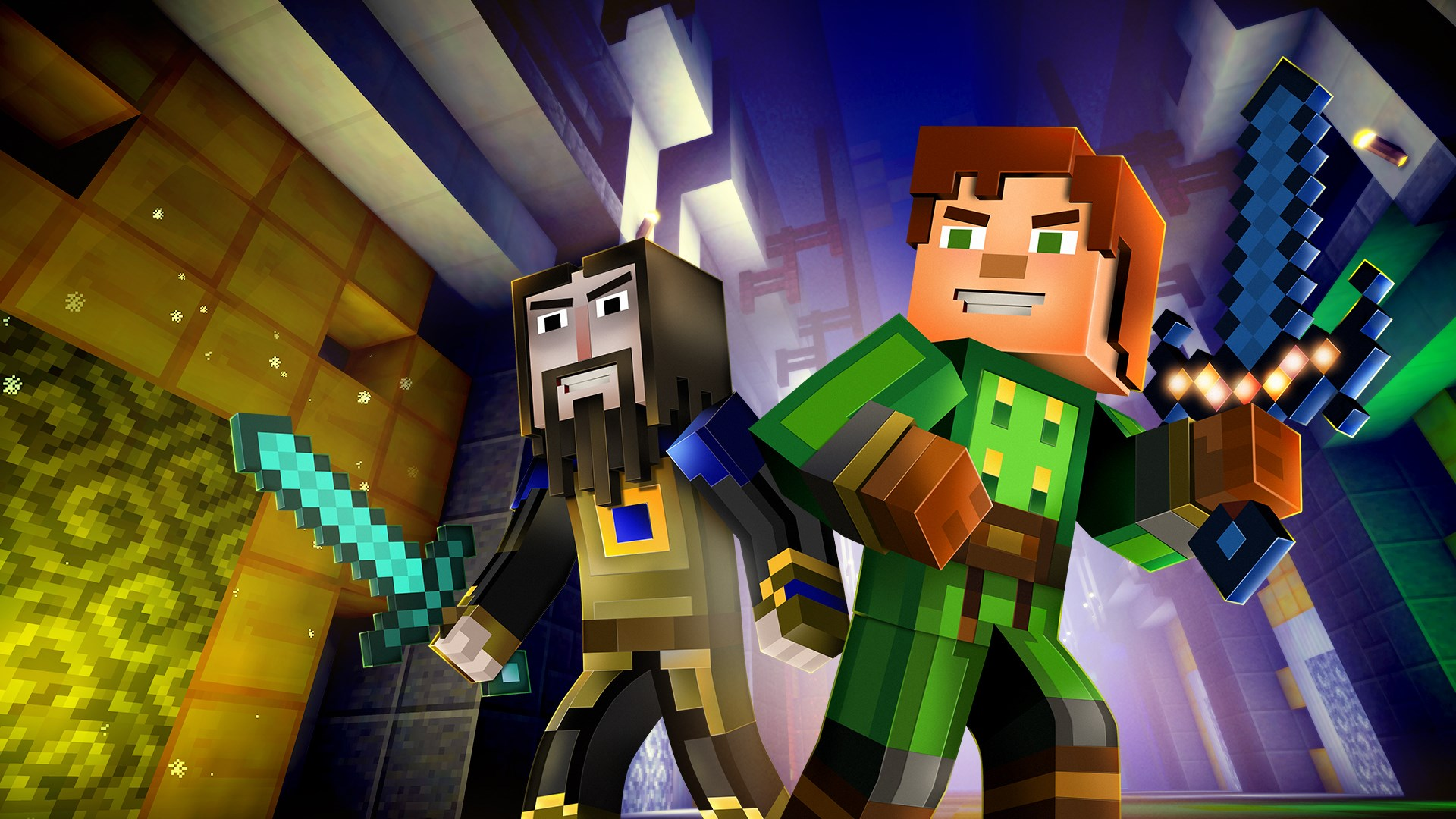 Buy Minecraft: Story Mode - Adventure Pass (Additional Episodes 6-8