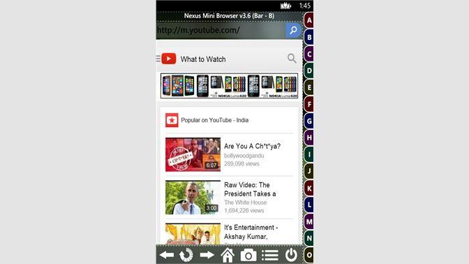 Get Mini Browser - Microsoft Store