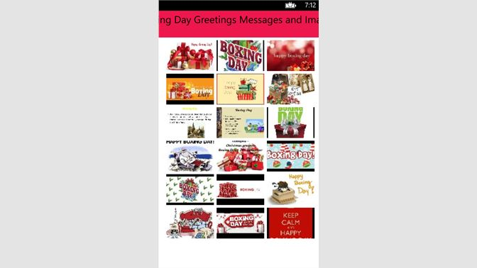 Get boxing day greetings messages and images microsoft store screenshot 1 screenshot 2 m4hsunfo