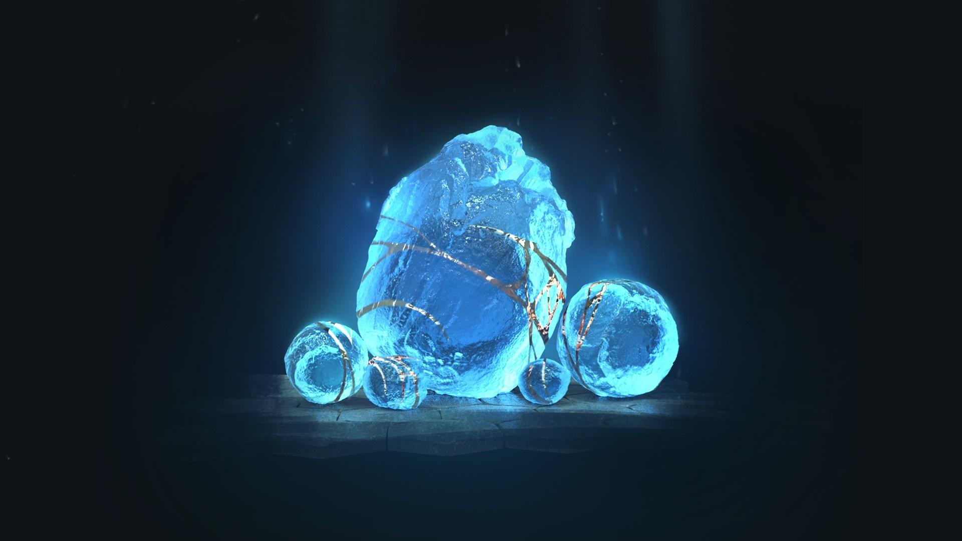 1150 Time Krystals
