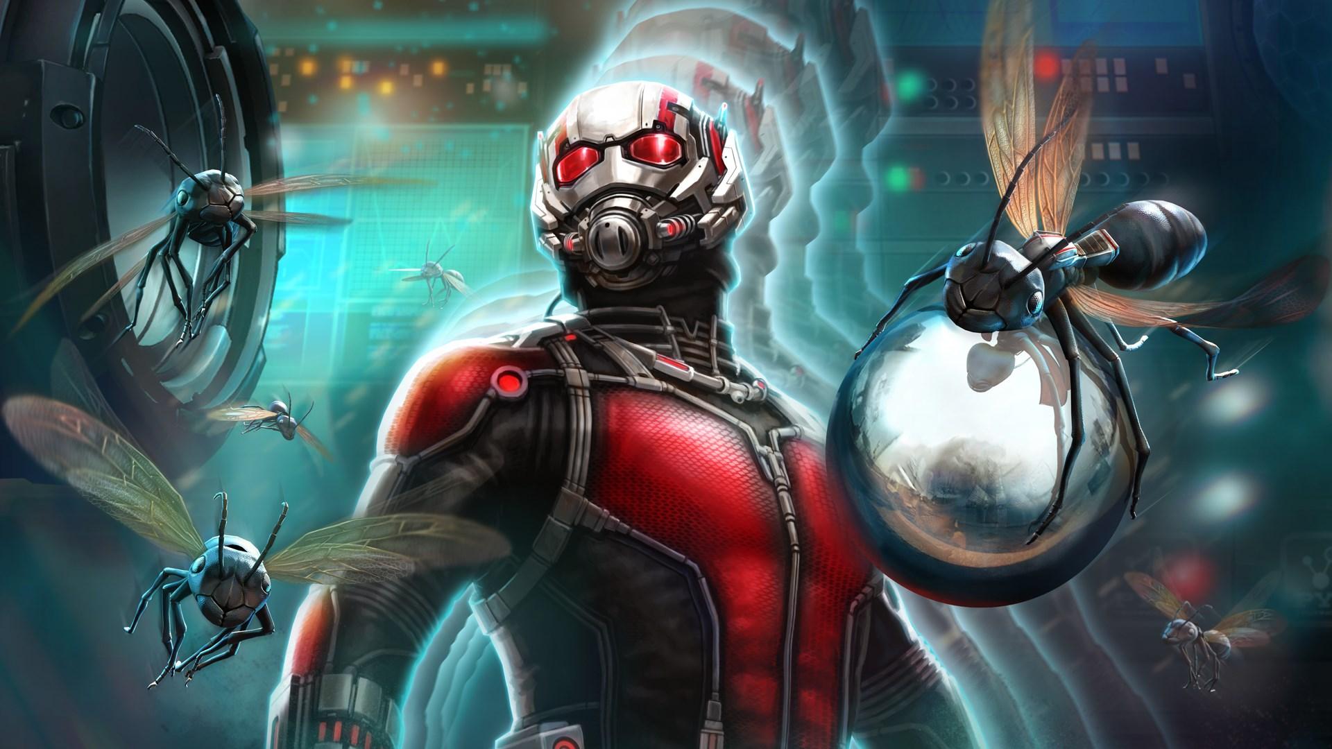 Người Kiến-Ant-Man