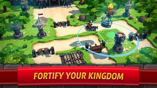 Royal Revolt 2: Tower Defense screenshot 2